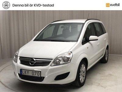 begagnad Opel Zafira II 1.6 CNG ecoFLEX (94hk)