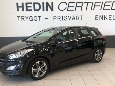 brugt Hyundai i30 CW, 1.6, CRDi, PDC, Nybilsgaranti