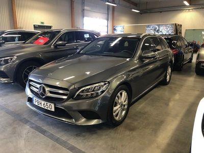 begagnad Mercedes C220 D 194hk SE Kombi Aut, Nav -19
