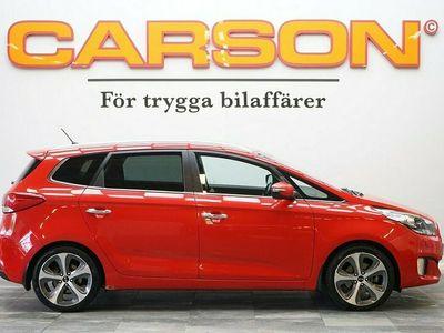 begagnad Kia Carens 1.7 CRDi 115HK Backkamera Drag 7-sits