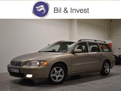 begagnad Volvo V70 2.4 Momentum 140hk