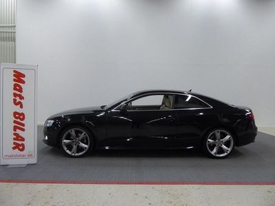 begagnad Audi A5 Coupe 2,0 Tfsi 211 Hk Manuell Quattro 4x4