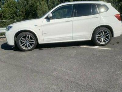begagnad BMW X3 XDRIVE30D