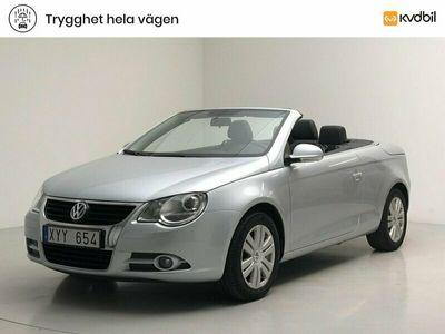 begagnad VW Eos 2.0 FSI Cabriolet (150hk)