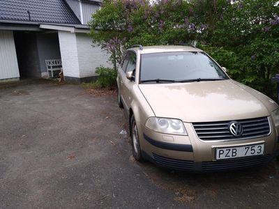 begagnad VW Passat reservdelsbil