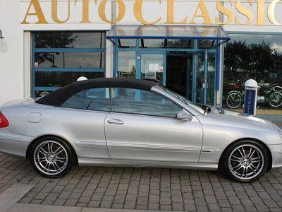 begagnad Mercedes CLK240 Cab Avantgarde AUT