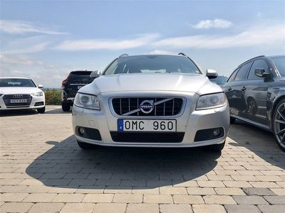 used Volvo V70 2,5T Flexifuel DRIVe 231Hk