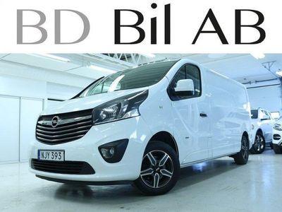 käytetty Opel Vivaro 1.6 CDTI L2H1 DRAG PREMIUM -16