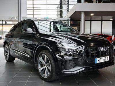 begagnad Audi Q8 50TDI 286hk S-Line Leasebar