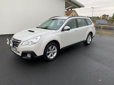 begagnad Subaru Outback 2.0 4WD Lineartronic Business 150hk