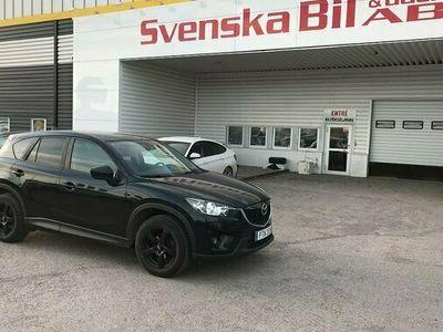 begagnad Mazda CX-5 2.2 D AWD OPTIMUM Automat Drag värmare 2015, SUV Pris 209 000 kr