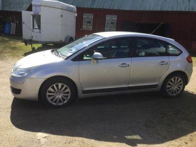 begagnad Citroën C4 1.6 HDi. Bes & skatt, Endast 14900