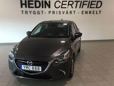 begagnad Mazda 2 1.5 SKYACTIV-G Manuell, 115hk, NAV/BACKKAMERA
