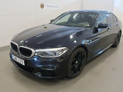 begagnad BMW 530 d xDrive Sedan / Innovation Paket / M-Sport