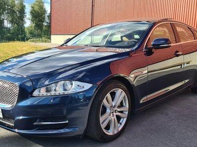 begagnad Jaguar XJ 3.0 V6 (275hk) Automat/Nyservad