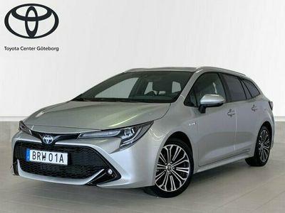 begagnad Toyota Corolla Touring Sports Hybrid 1,8 STYLE