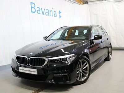 begagnad BMW 530 i xDrive Touring M-Sport, Connected, WinterPack