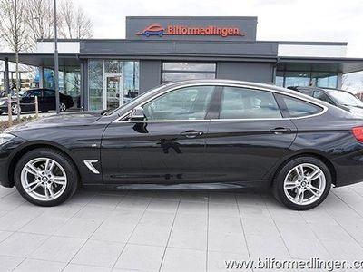 begagnad BMW 320 Gran Turismo d xDrive M Sportpaket Momsbil Aut