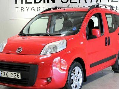 begagnad Fiat Qubo 1,3 MULTIJET 75HK Diesel Man vxl 5 sits