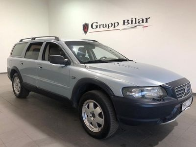 begagnad Volvo V70 XC 2.4T AWD Automat Business 200hk