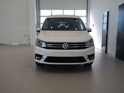 begagnad VW Caddy Maxi Life COMFO COMFTL 2,0TDI150HK DSG