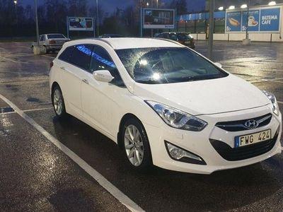 begagnad Hyundai i40 cw 1.7