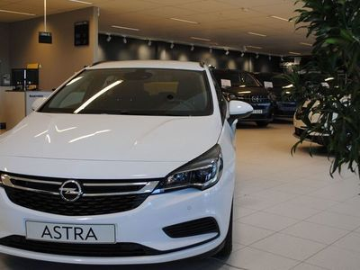 begagnad Opel Astra Sports Tourer Enjoy 150 hk Automat