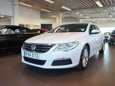 begagnad VW CC AUTOMAT 2.0 TDI 4Motion Sport Sedan 2011, Personbil 109 900 kr