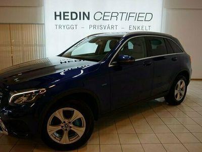 begagnad Mercedes E350 GLC BenzAUT 4MATIC DRAGKROK PLUG-IN-HYB 2017, SUV Pris 349 800 kr