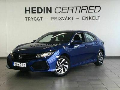 begagnad Honda Civic COMFORT 1.0 129HK *V - HJUL*