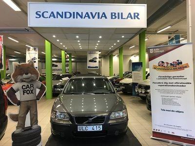 begagnad Volvo S60 T5 (260hk) AUTO DRAG TAKLUCKA