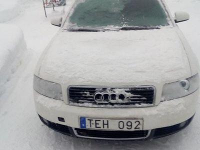 begagnad Audi A4 Sedan