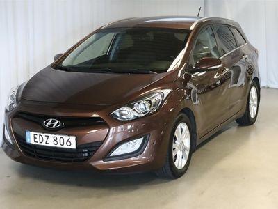 begagnad Hyundai i30 KI 1.6 CRDI M6 PREMIUM M 14 B