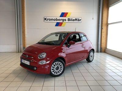 brugt Fiat 500 Lounge 1,2 69hk DEMO