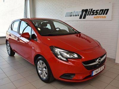 begagnad Opel Corsa Enjoy 1.4 90hk Pluspaket/IntelliLink