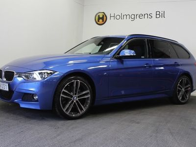 begagnad BMW 330 i xDrive M-Sport/ Connected/ Hifi/ 19