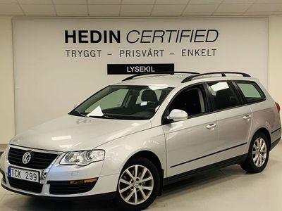 begagnad VW Passat Variant 1.6 / Drag / V-däck /
