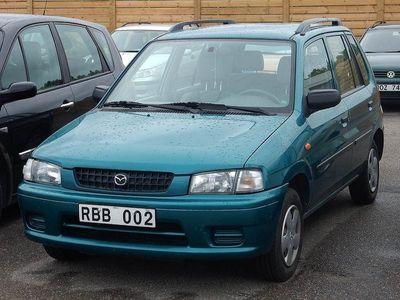 brugt Mazda Demio -00