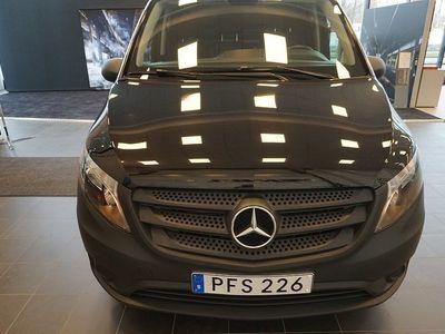 begagnad Mercedes Vito Vito114 Kampanj skåp lång -17