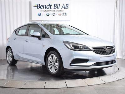 begagnad Opel Astra 1.4 Enjoy Automat Euro 6 150hk -19