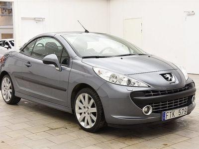 begagnad Peugeot 207 CC 1.6 Turbo 3dr cab 150hk SKINN / 3108MIL