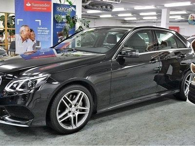 begagnad Mercedes E400 7G-Tronic Plus AMG Sport