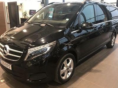 begagnad Mercedes V250 d 7G-Tronic Plus Avantgarde Euro 6 190hk