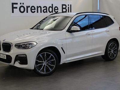 begagnad BMW 600 X3 xDrive30i M-Sport Aut Navi Dragkrok 2018, SUV300 kr