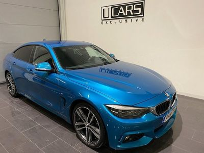 begagnad BMW 430 Gran Coupé i M Sport Navi 252hk