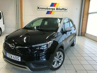 begagnad Opel Crossland X Dynamic 1.2 81 Hk Manuell