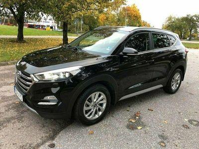 begagnad Hyundai Tucson 2.0 CRDi 4WD Automat Euro 6 136hk