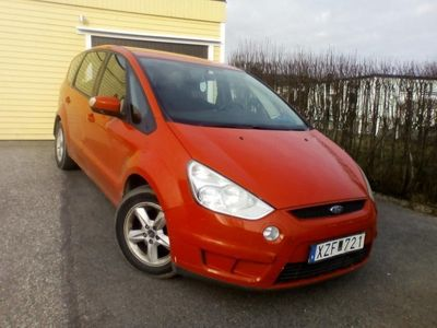 begagnad Ford S-MAX 2.0