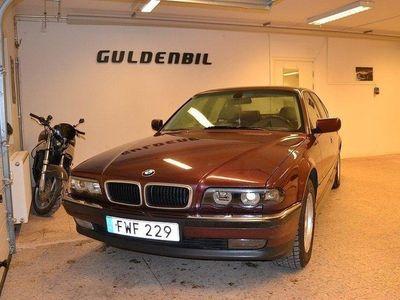begagnad BMW 728 i Automat 193hk Nybesiktad Nyservad