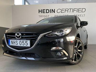 begagnad Mazda 3 Sport 2.0 SKYACTIV - G Backkamera Nav